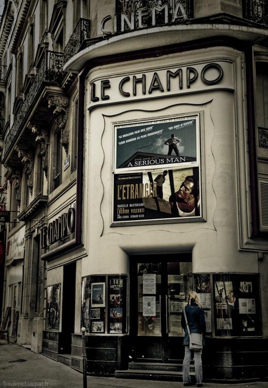Cinéma de quartier