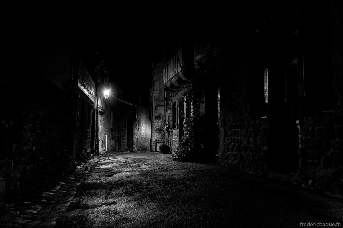 Auray - rue du petit port