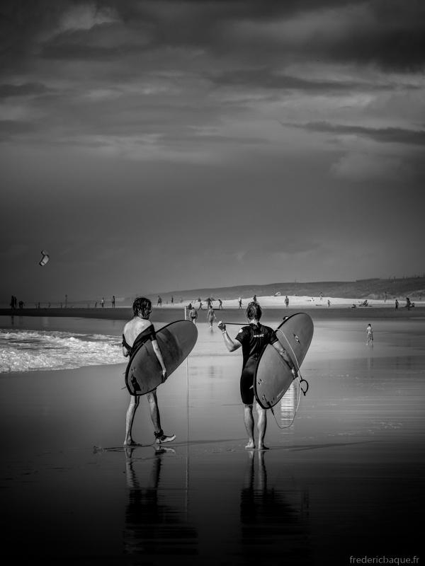 Potes surfeurs