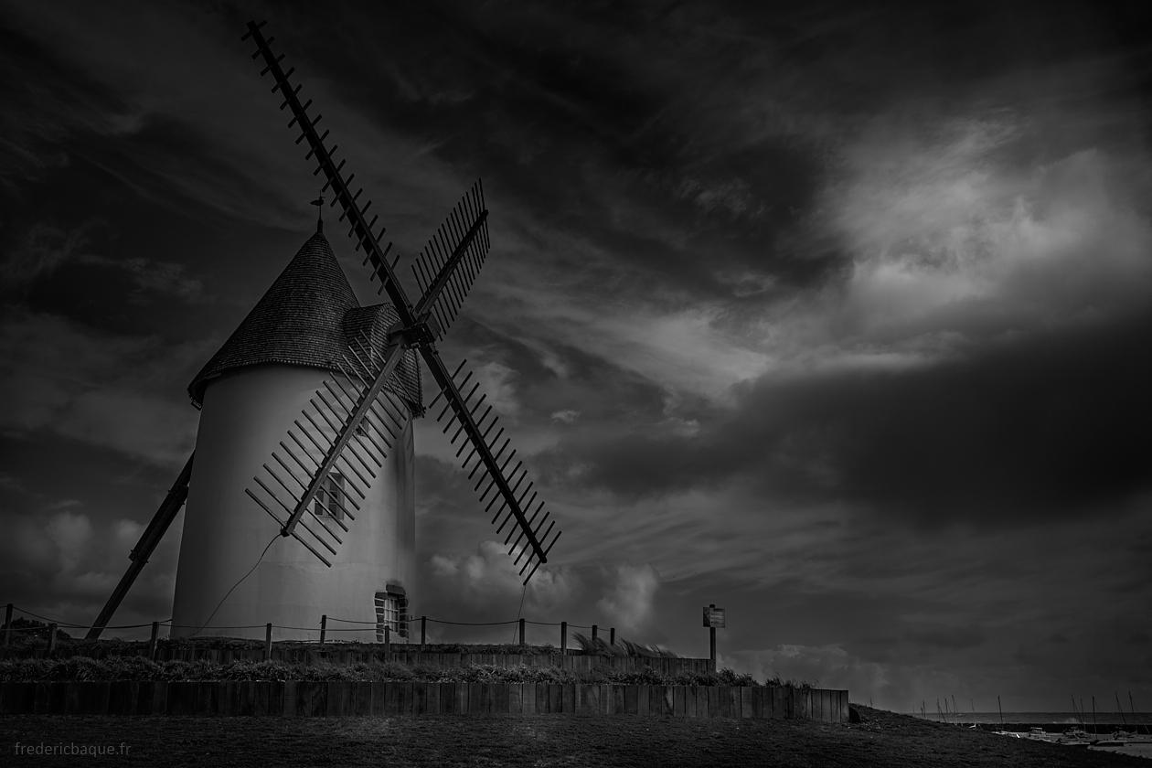 Le moulin de Jard