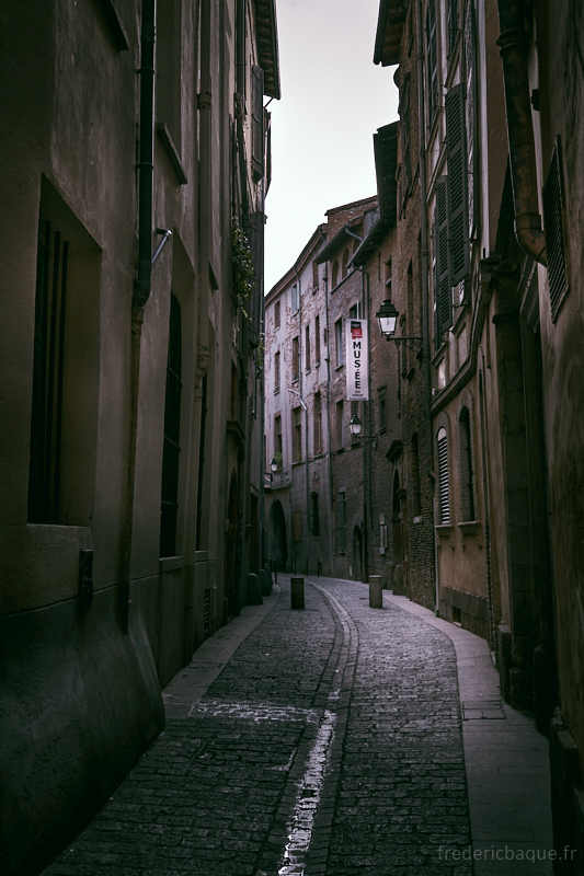 Toulouse, rue du May